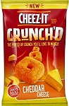 CHEEZ-IT CHEESE PUFF CHEDDAR SS BAG SNACK 1 oz