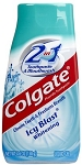 Colgate 2 in 1 Toothpaste & Mouthwash Icy Blast (4.6 oz)