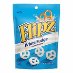Flipz White Fudge Covered Pretzels, 5 oz