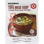 Kikkoman Shiro Miso Soup Mix 1.05 oz.