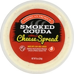 American Premium Smoked Gouda Cheese Spread 8oz.