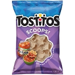Tostitos Scoops! Tortilla Chips 10 oz. Bag