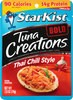 StarKist Gourmet Selects Thai Style Tuna, 2.6 oz